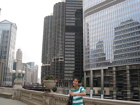 Look!  More buildings in Chicago!