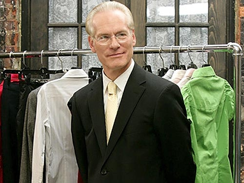 A photo of Tim Gunn