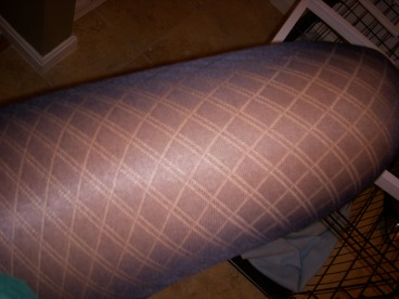 a photo of my tights