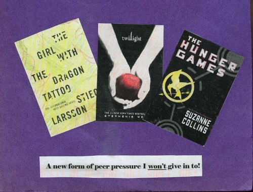 Photo of a PostSecret Postcard
